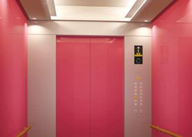 オーダー型エレベーター(かご内)
